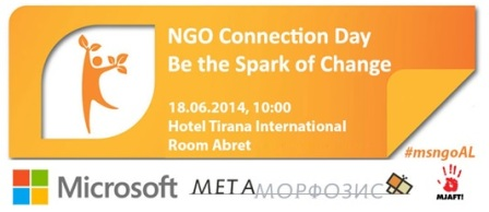 NGO Connetion Day/ Be the Spark of Change