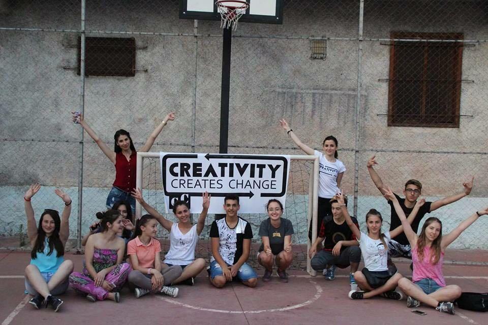 Ndryshimi që sjell kreativiteti
